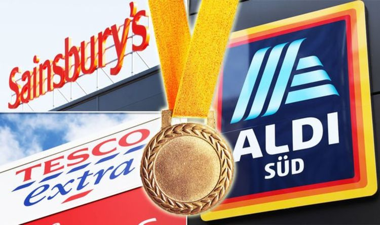 7e20d131b Aldi, Lidl, Sainsbury's, Tesco or ASDA: This supermarket has been voted the  UK's BEST