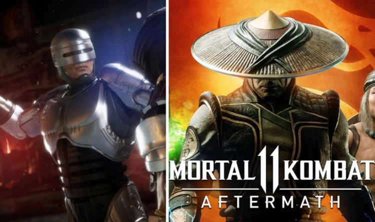 Mortal Kombat 11 Aftermath Release Date News Get Dlc For Less