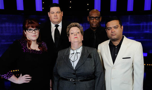 The Chase: Who's who guide to the Chasers | TV & Radio