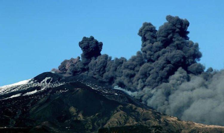 Mount Etna Eruption When Did Mount Etna Erupt Will It Erupt Again