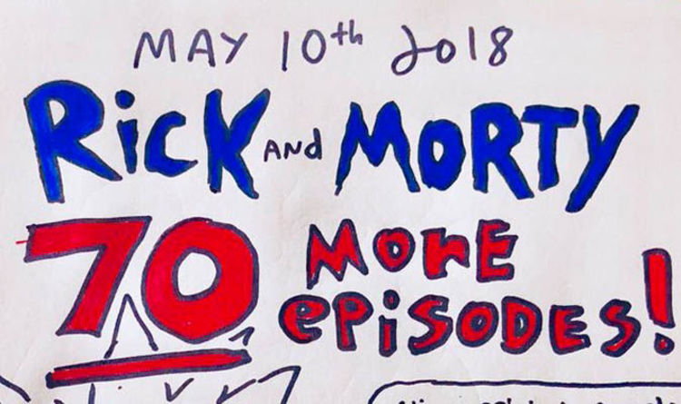 Rick and Morty season 4: 70 new episodes teased by Justin