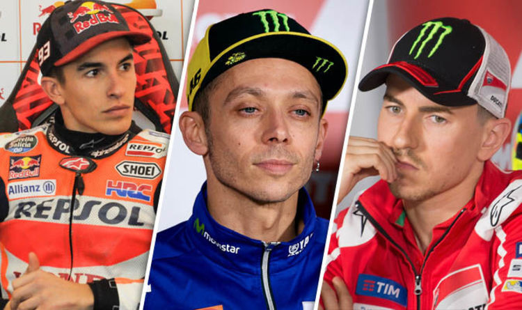 MotoGP 2018 rider salaries  Rossi signs new contract but who is paid more  than Yamaha ace  5ff3157decac