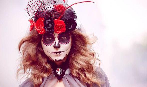 halloween make up tutorials transform into a blood splattered bride or scary spider