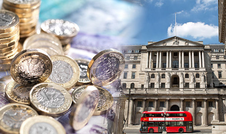 Pound To Euro Exchange Rate Bank Of England Reveal Could Send Fresh Weekly Lows