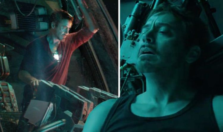 Avengers 4 Endgame trailer - Fans DISTRAUGHT at brutal Tony Stark