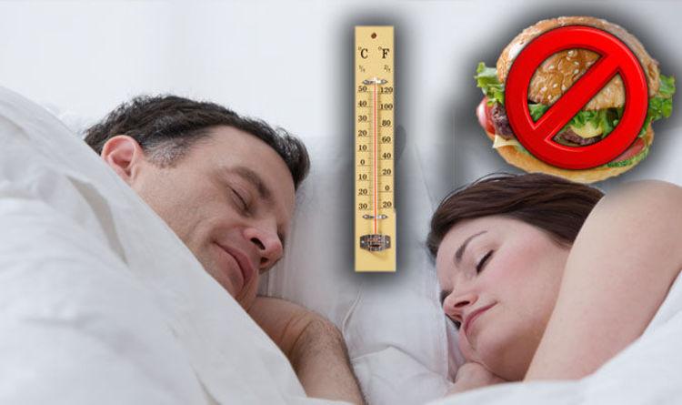 How to sleep: Tips for falling asleep fast and wake up feeling good