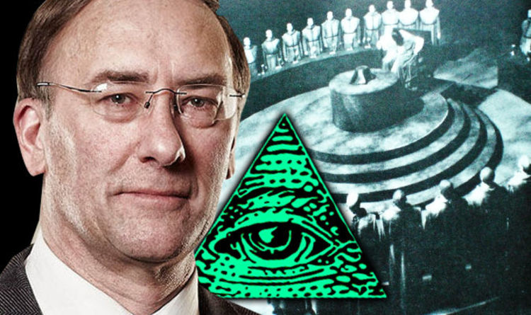 The 'Illuminati' is REAL and trying to take over our world claims