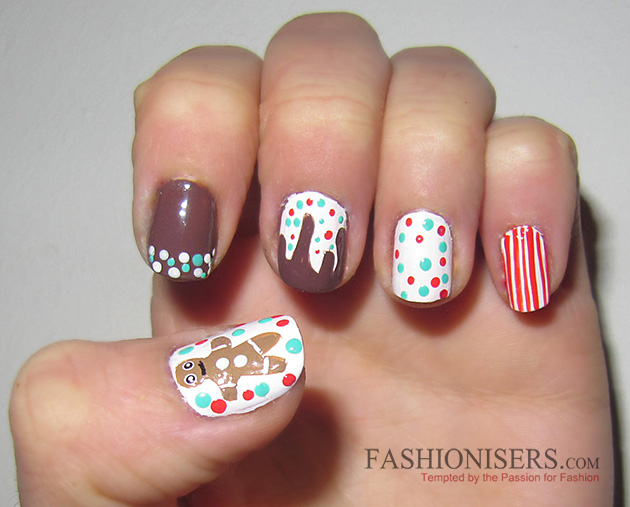 New Year S Eve Nail Art Designs That Scream Cuteness Fashionisers C