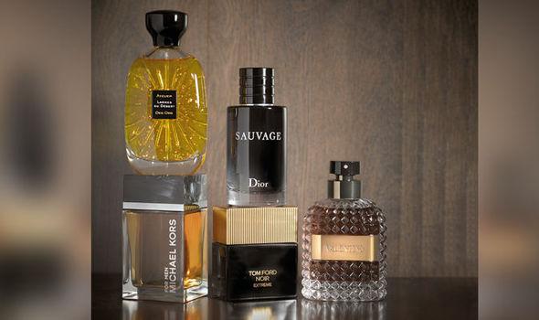 Michael Kors For Men Dior Sauvage Valentino Uomo Tom Ford Noir