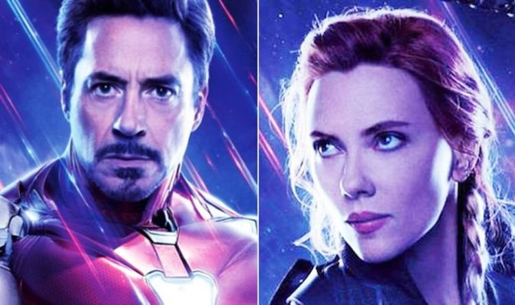 Avengers Endgame Theory Alternate Iron Man And Black Widow Are