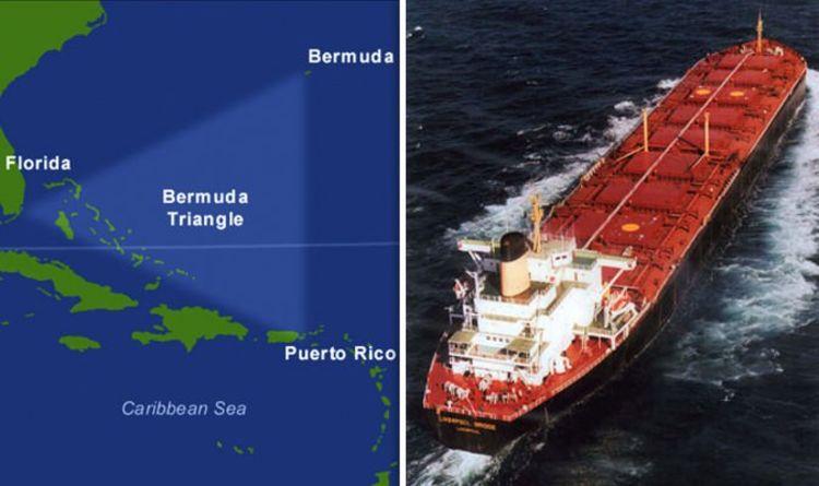 Bermuda Triangle SHOCK: How ship TWICE the size of Titanic