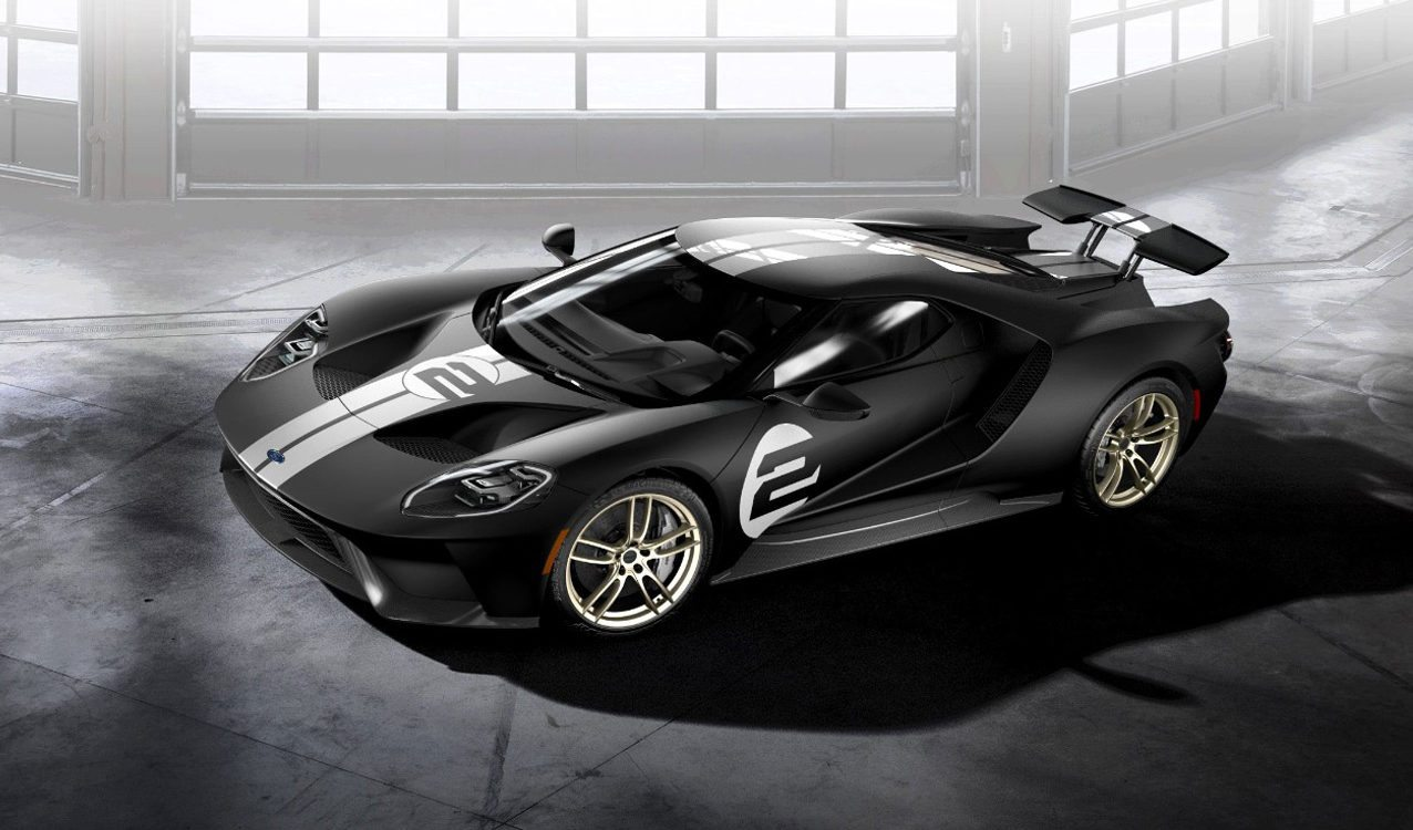 2018 Ford Gt Specs Price Photos Review