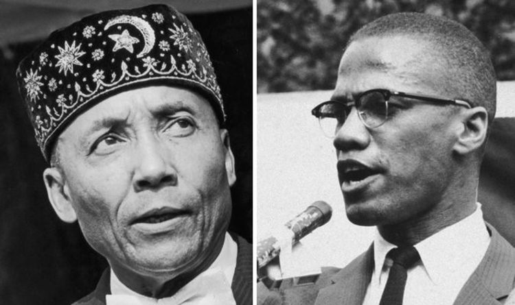 Who Killed Malcolm X: What is the Nation of Islam? Who is Elijah Muhammad? | TV & Radio | Showbiz & TV | Express.co.uk