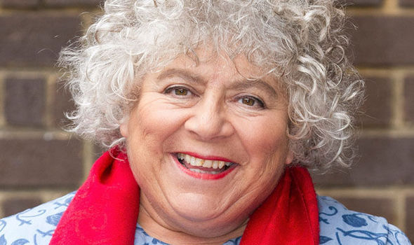 miriam margolyes five things i can t live without express co uk