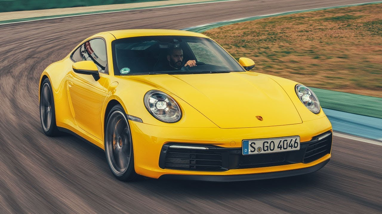 Chris Harris 2020 Porsche 911 992 Review