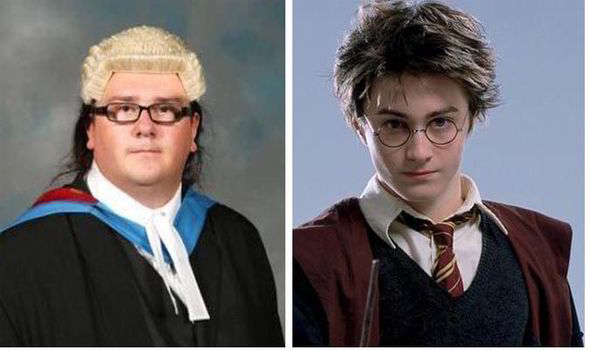 Judge blasts lawyer for wearing \'Harry Potter\' outfit in court | UK ...