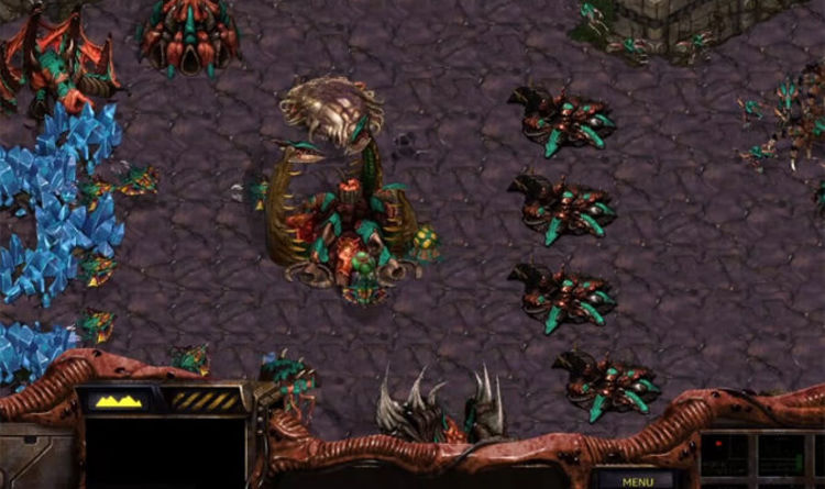 Starcraft free download and Brood War released by Blizzard ahead of