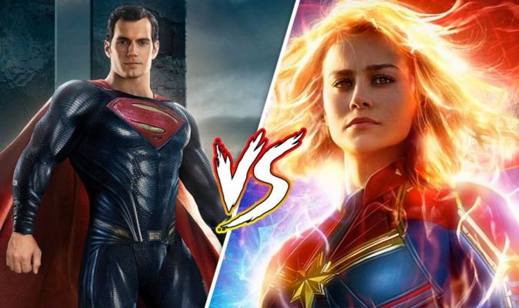 Captain Marvel vs Superman: Who is more powerful - who would win in