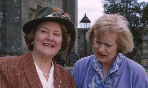 Whatever Happened To Keeping Up Appearances Actress Josephine Tewson