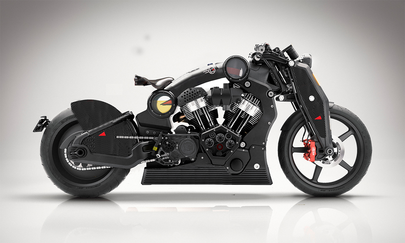 Confederate Motorcycles Announces Three New Motorcycle Models