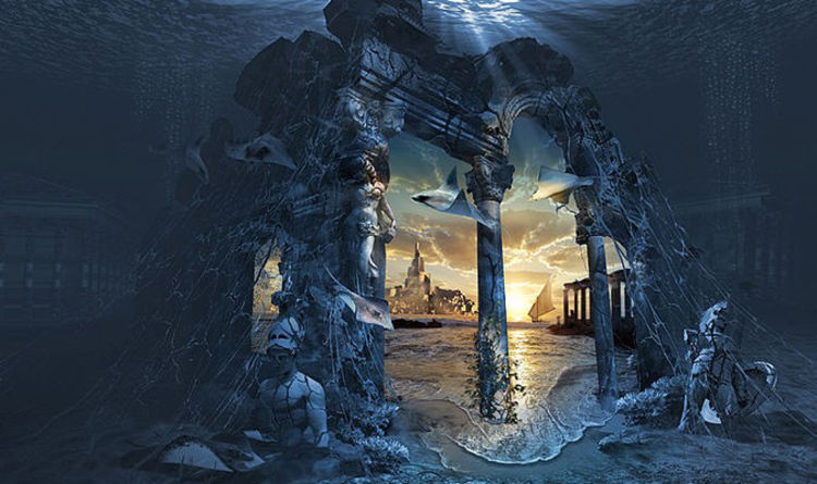 atlantis found conspiracy theorists believe lost city is in the