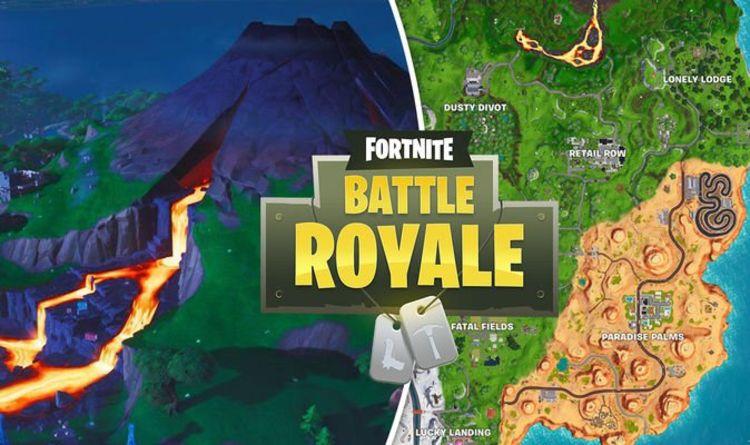 Fortnite 5 Highest Elevations Week 6 Challenge Map Locations