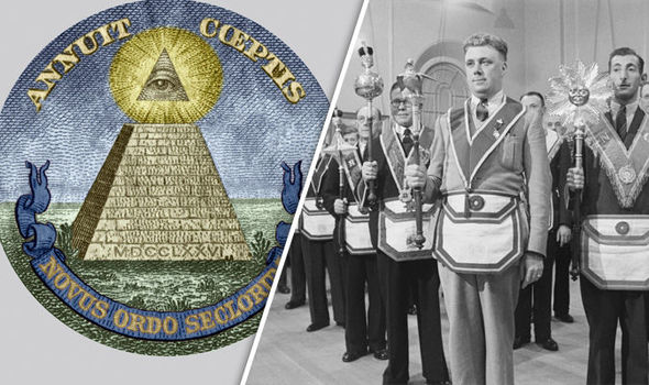 REVEALED: Inside the 5 secret societies that REALLY control the