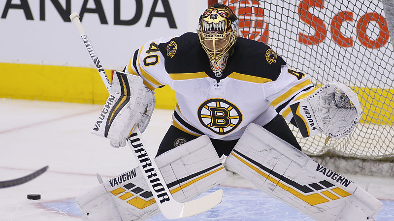 Bruins' Tuukka Rask Reveals Item He Brought To Toronto, Game Plan ...
