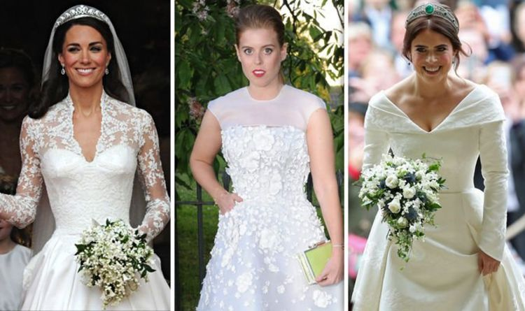 Princess Beatrice Wedding How Bea S Wedding Dress Could Break