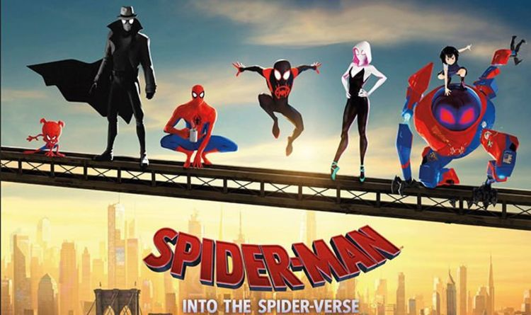 Spider-Man Into the Spider-Verse DVD release date: When is