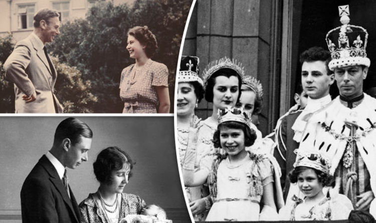 Queen Elizabeth II And King George VI In Pictures