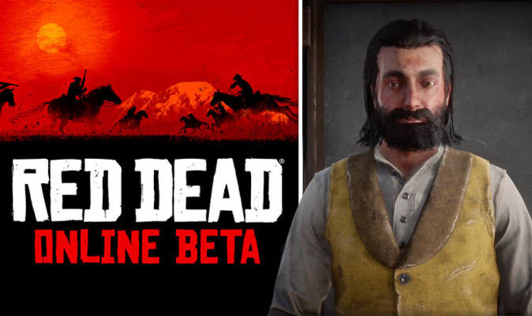 Red Dead Redemption 2 Online Character Creator How To Change Rdr2