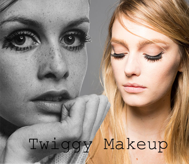 Fall's Beauty Trend of Twiggy Eyelashes