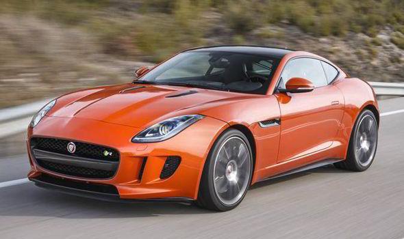 Cars, Motoring, Jaguar F Type Coupé, Supercharge, Twin Exhaust, Automatic