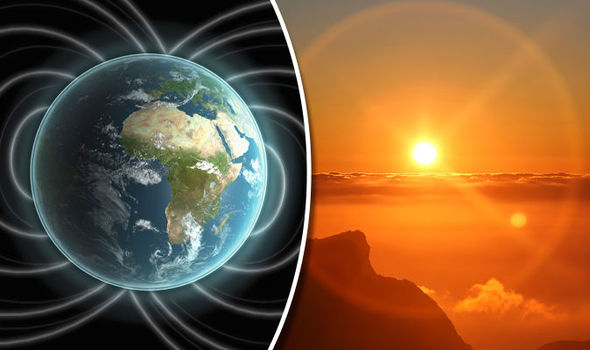 Sunrise in the WEST: Scientists warn magnetic poles SWITCHING and