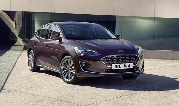Ford Focus 2018 Interior Dimensions