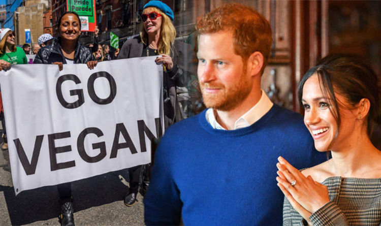 f1c063f583c5 Are Meghan Markle and Prince Harry vegan? Sources say royal wife follows  this diet