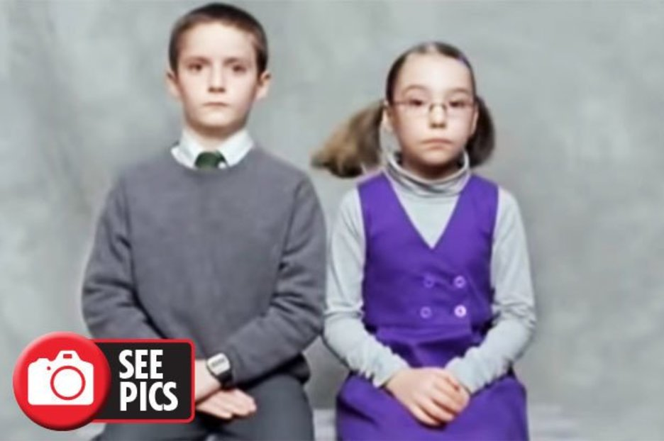 Cadbury Eyebrows Advert What The Kids Look Like Now Daily Star