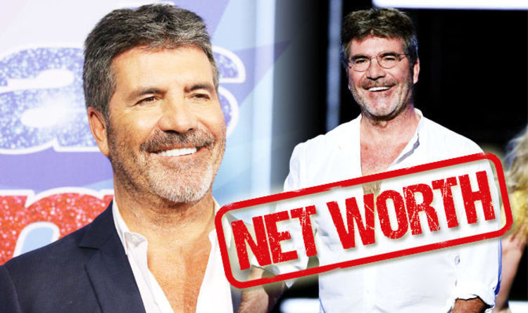Simon Cowell Net Worth Robbie Williams X Factor 2018 Co Star Makes