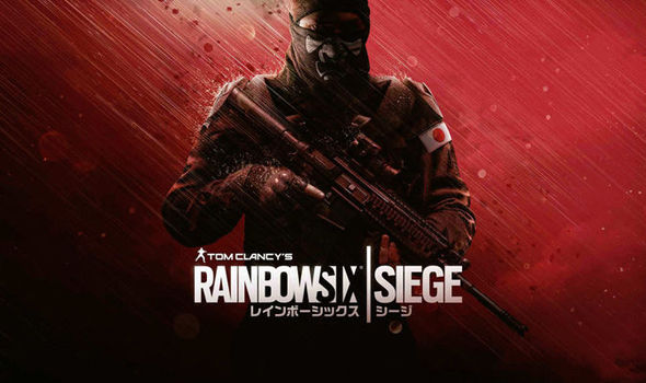 Resultado de imagen para rainbow six siege china