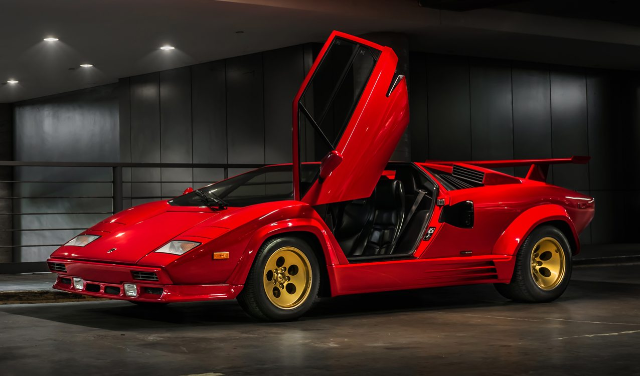 Lamborghini Countach Specs Price Photos Review By Dupont Registry