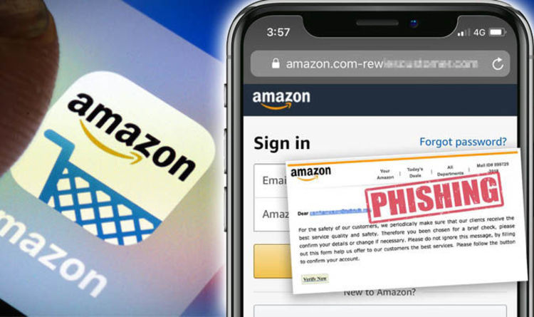 AMAZON WARNING - If you get THIS convincing looking e-mail