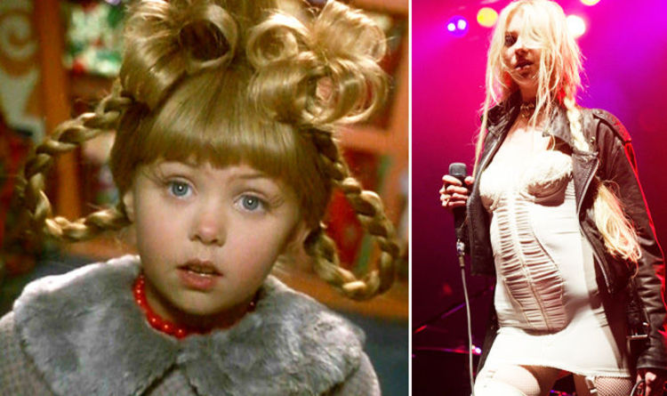what happened to that cute kid in the grinch taylor momsen now films entertainment expresscouk - How The Grinch Stole Christmas 2000 Cast