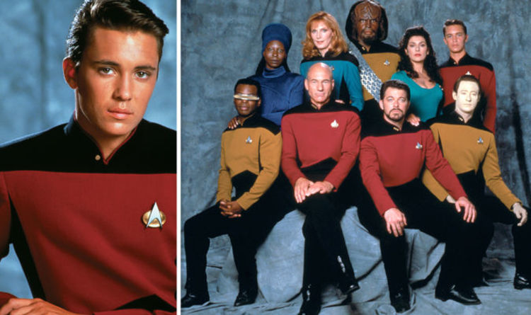 97cde16445 Star Trek Jean-Luc Picard series cast: Is Wil Wheaton returning as Wesley  Crusher?