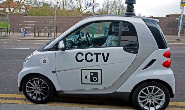 Image result for cctv cars