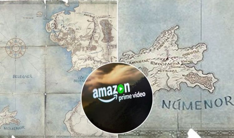 55a9f45027fa Lord of the Rings TV series on Prime  Where is Numenor in Amazon Prime  series