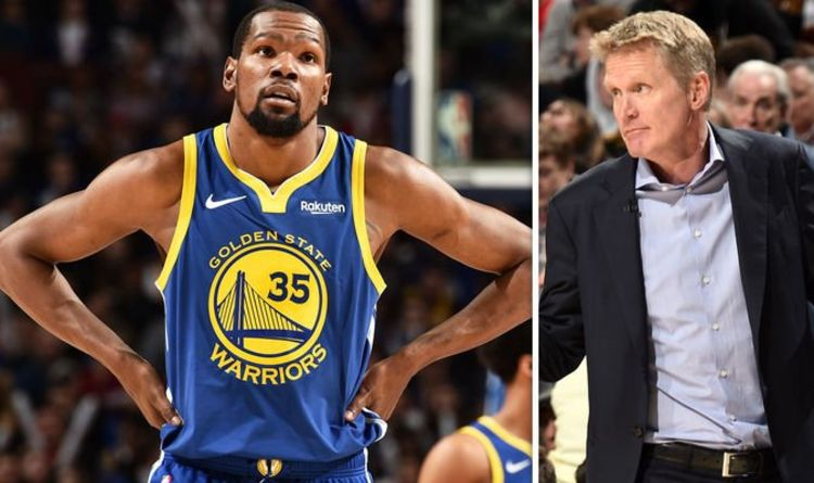 7379c74d08e2 Kevin Durant DRAMA  NBA insider reveals PROMISE which has angered Warriors  stars