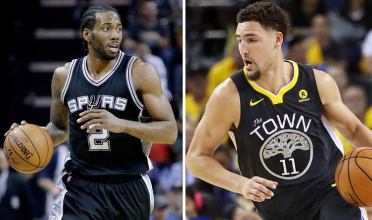 adf088128 NBA trade news  Lakers can sign Kawhi Leonard AND Klay Thompson next year if  this happens