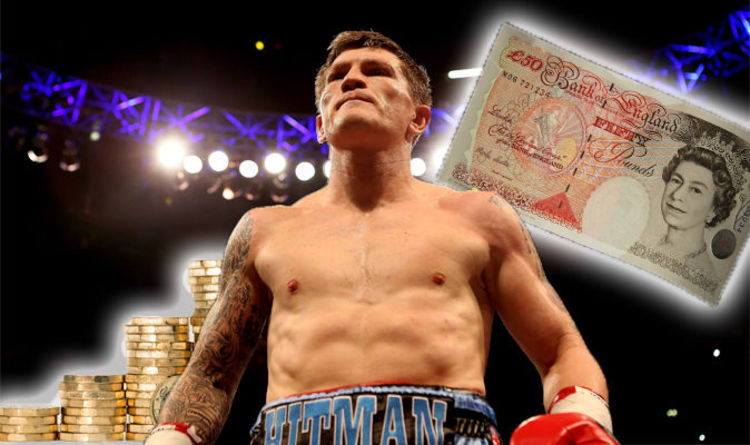 Ricky Hatton net worth: How much money the boxer has
