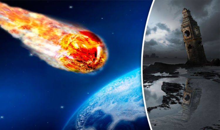 asteroid will definitely hit earth and could wipe out london expert